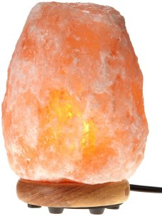 Himalayan Natural Crystal Salt Lamp