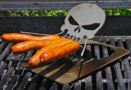 Cthulhu Hot Dog Roaster