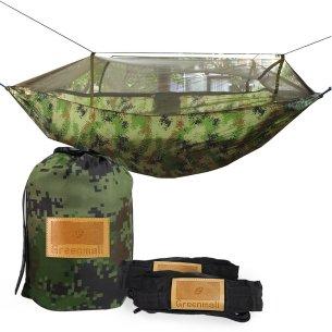 Hammock with mosquito net