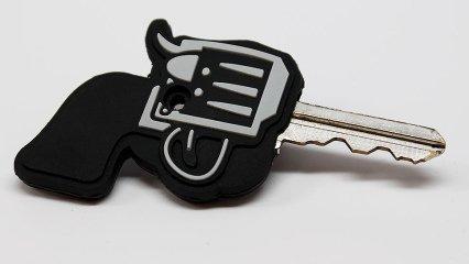 Gun Key Cap Cover