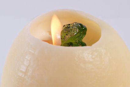 T-Rex Dinosaur Hatching Egg Candle